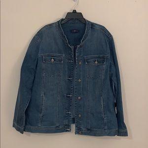 NYDJ Jean jacket NWT